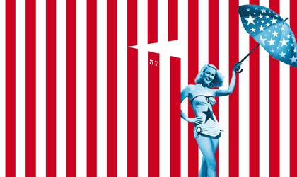 Affiche du 38ème Festival du cinéma americain de Deauville