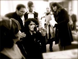 Atelier cinéma Michel Gondry à Beaubourg
