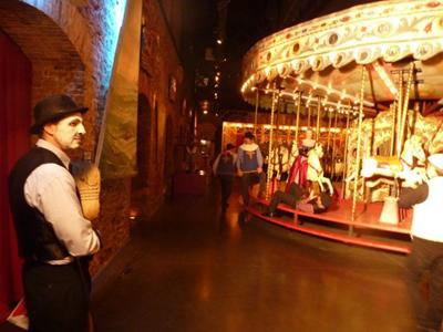 Cinéma et Musée des Arts Forains à Paris