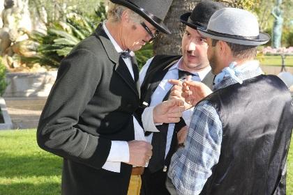 Lucien Barrière invite Charlie Chaplin le temps d'un worshop-afternoon à Enghien les bains
