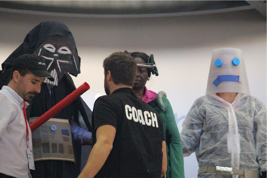 Team Building Star Wars