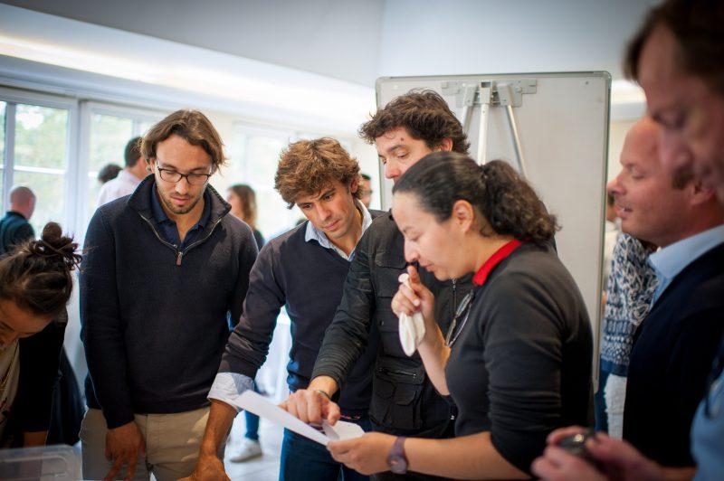 team learning-cinema
